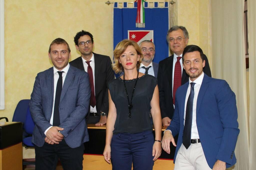 M5S consiglio regionale Andrea Greco Manzo