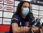 Mirko Cudini allenatore Campobasso