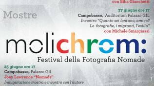 Molichrom festival fotografia nomade