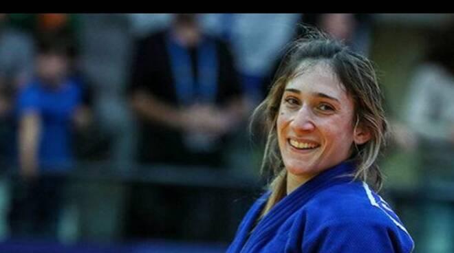 judoka maria centracchio