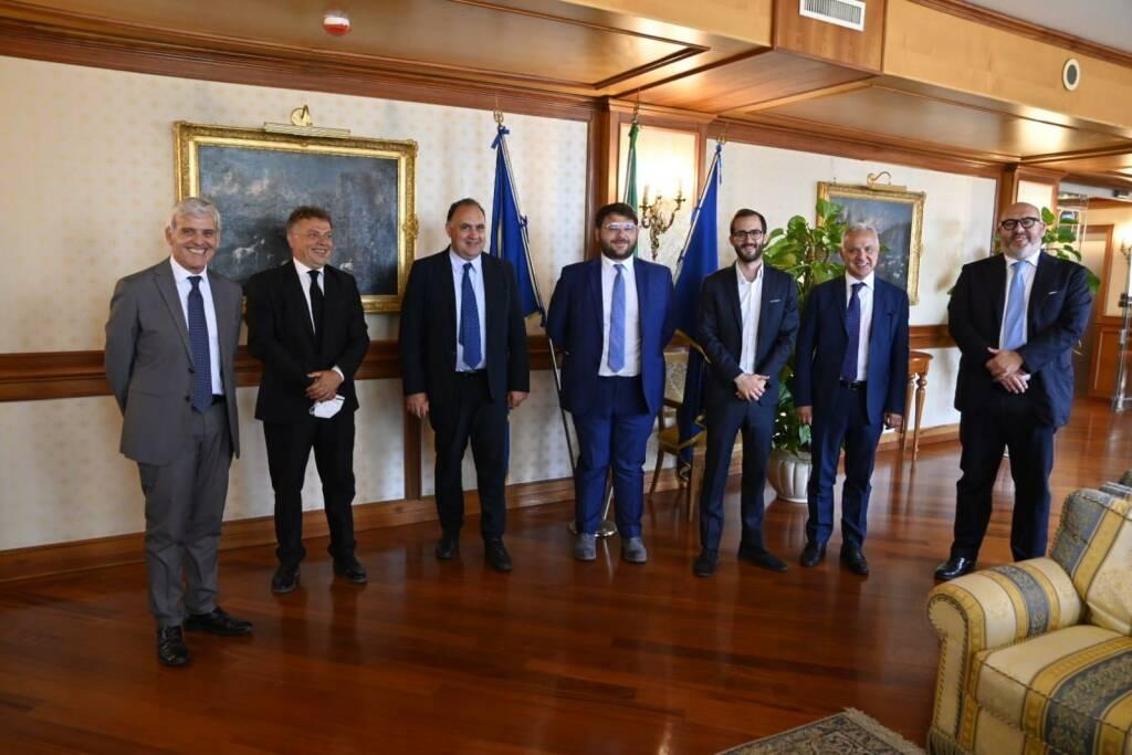 presidenti prime commissioni Regioni del Sud Di Lucente