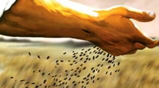 gesù semi seminatore