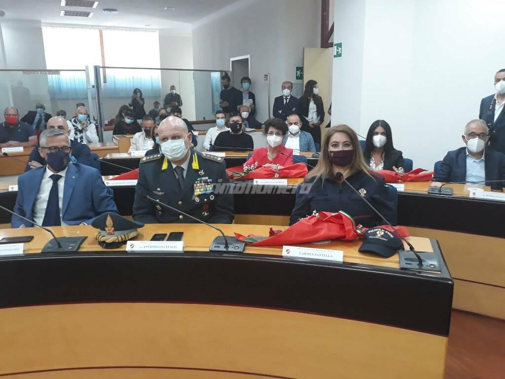 Francesca Colavita ambasciatrice del Molise e dei molisani nel mondo