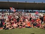 Campobasso festeggia a Rieti calcio serie C