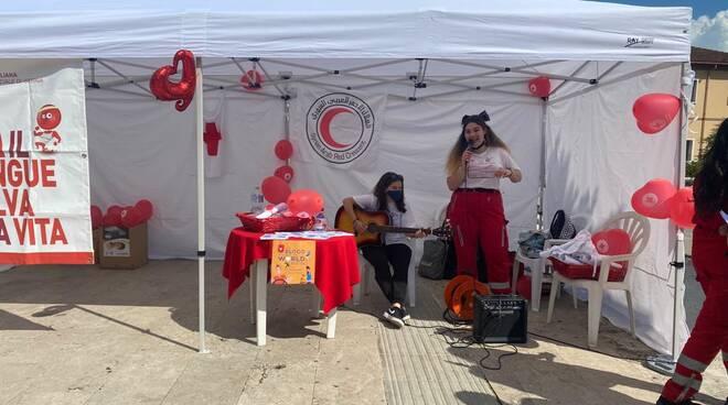 croce rossa isernia donazione sangue