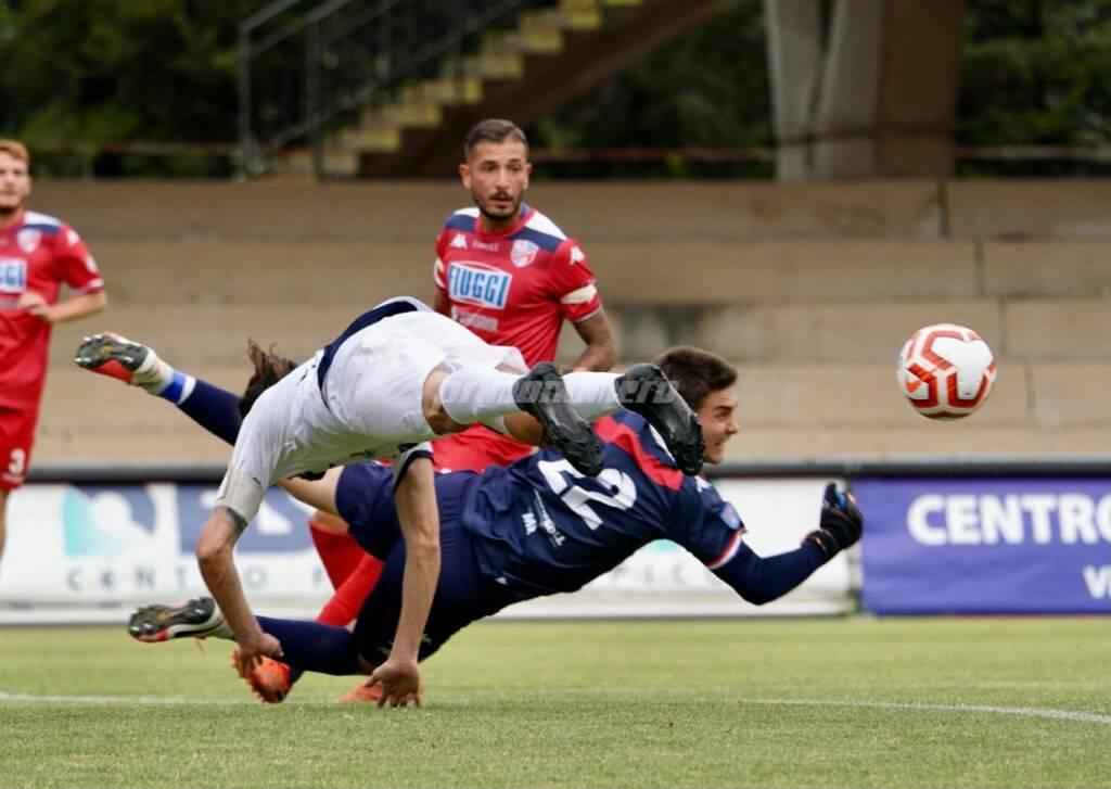 Campobasso calcio Fiuggi