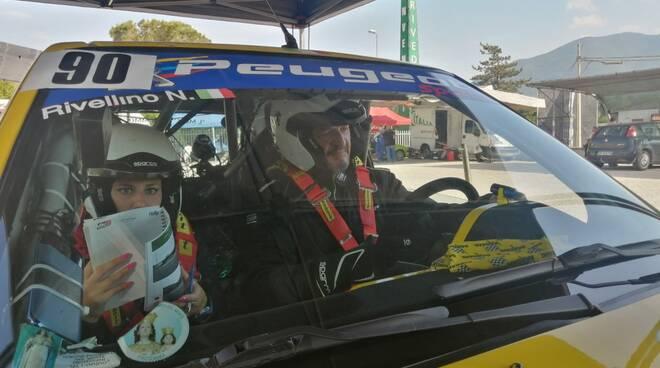 Nicola Rivellino Rally