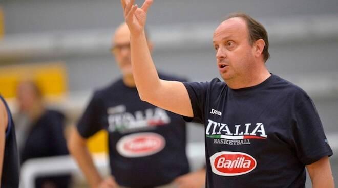 Coach Andrea Capobianco Venafro Basket 3x3