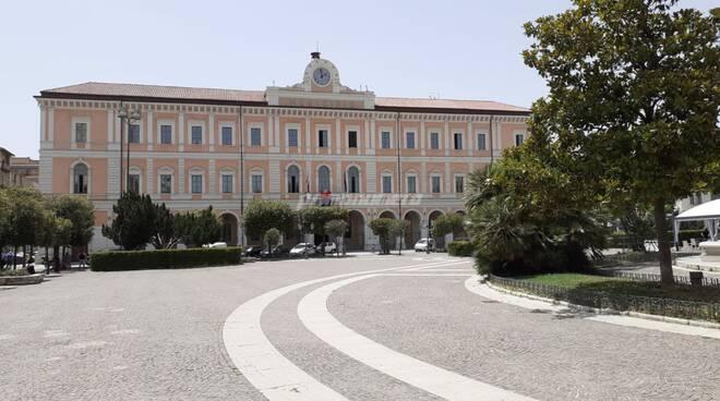 Palazzo San Giorgio Comune Municipio Campobasso