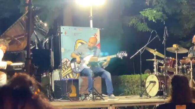 jazz in villa