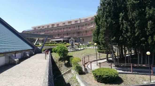 Rsa Villa santa Maria Montenero di Bisaccia anziani focolaio