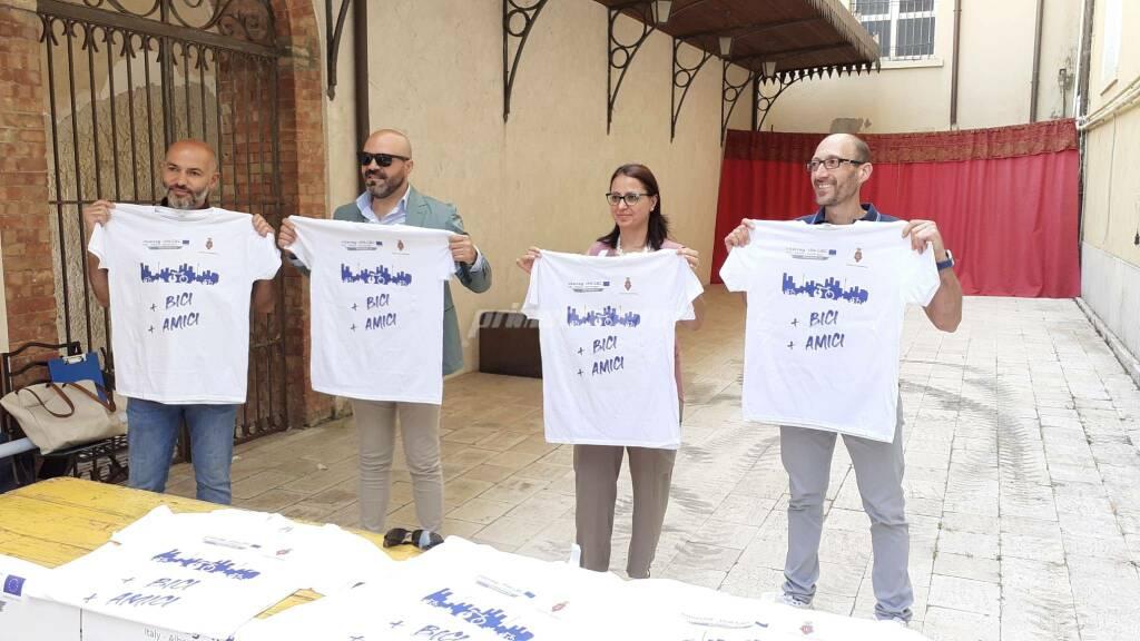 Conferenza ciclostazione biciclette elettriche Campobasso