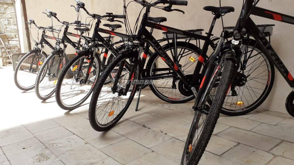 Biciclette elettriche piazzetta palombo ciclostazione campobasso