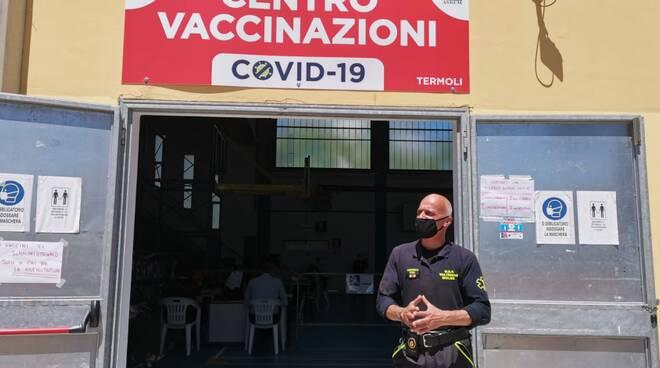 centro vaccinazioni palaunimol