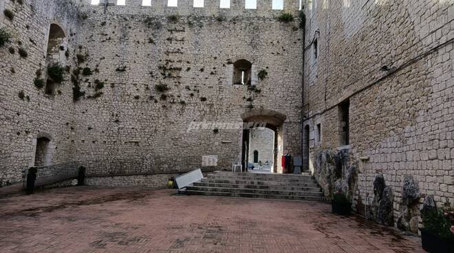castello monforte campobasso