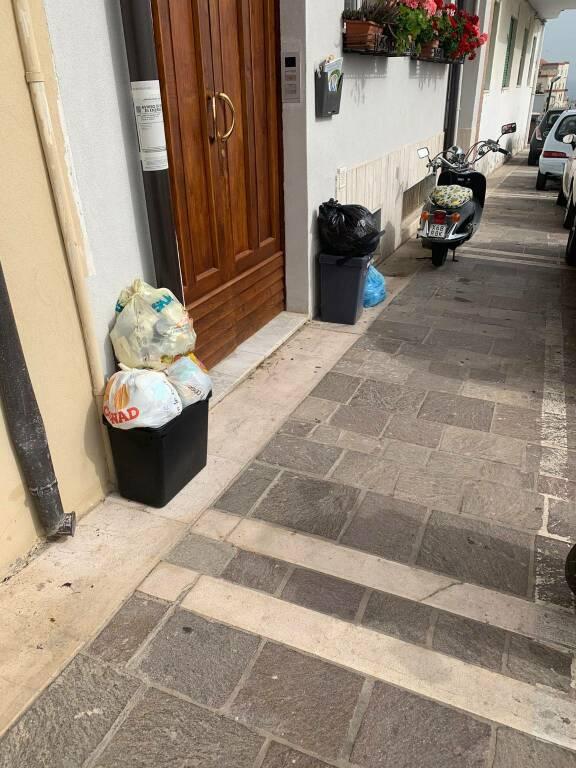 Guardie ecologiche rifiuti abbandonati Termoli