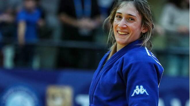 maria centracchio judo