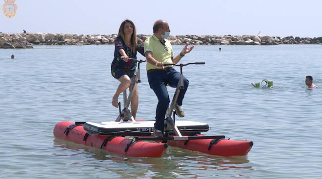 montenero in vela cotugno contucci waterbike