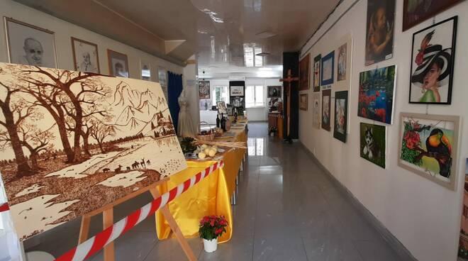 Mostra di pittura 'Artisti rotellesi'