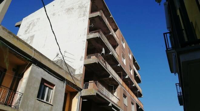 Palazzo vernucci guglionesi cantiere