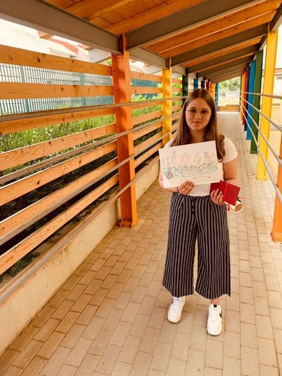Pergamena concorso scuola Petacciato