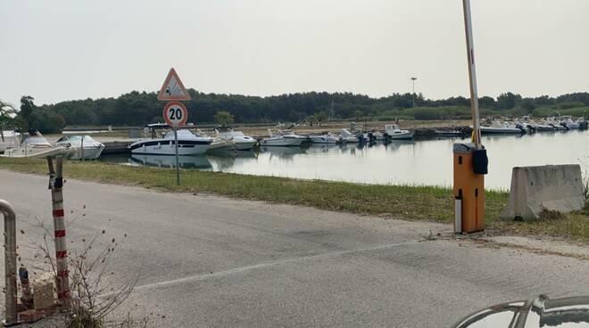 Porto turistico santa Cristina Campomarino