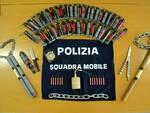 terror bomber incendio termoli polizia squadra mobile esplosivo