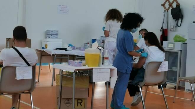 Vaccine day vaccino giovani termoli 8 giugno
