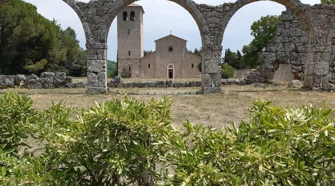 Abbazia Castel San vincenzo