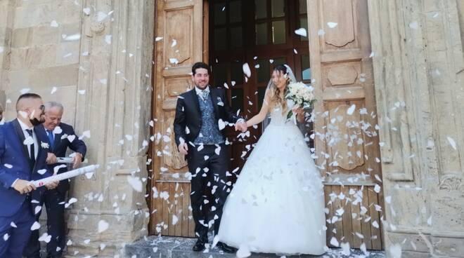 Angelo Ester sposi 11 luglio 2021