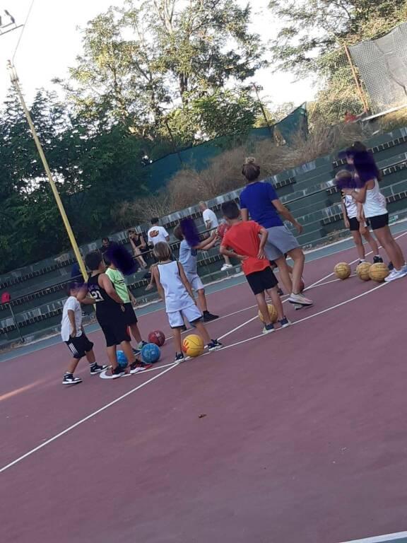 ballers basket bambini