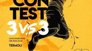 basket sv3 classi contest locandina