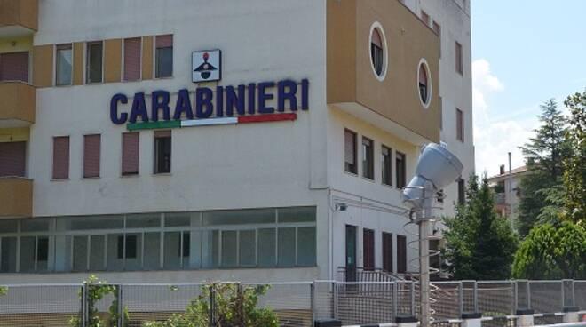 carabinieri isernia caserma
