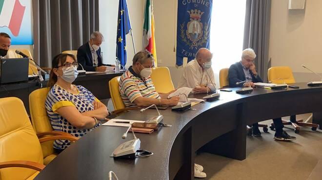 Consiglio comunale Termoli 30 luglio 2021