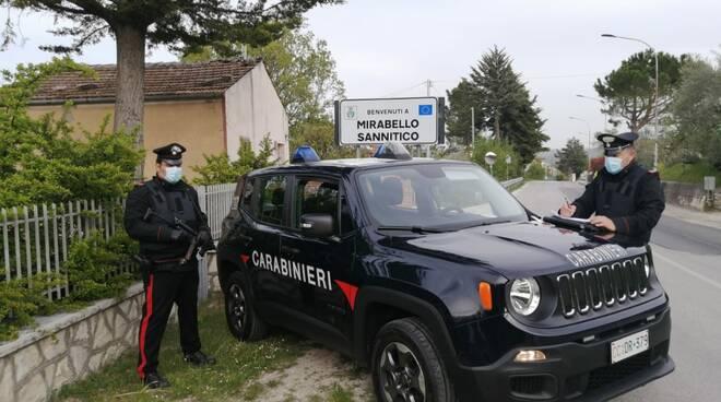 carabinieri mirabello controlli