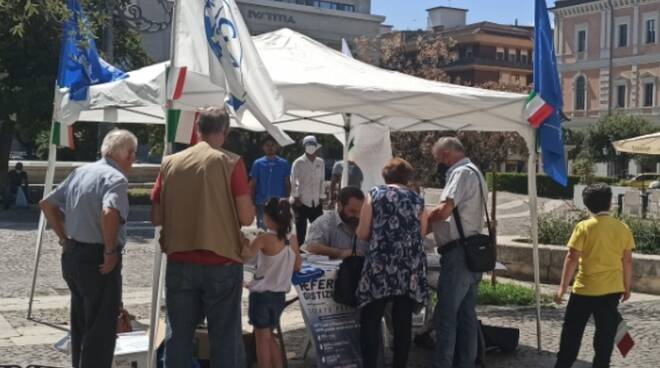 Lega Campobasso referendum giustizia