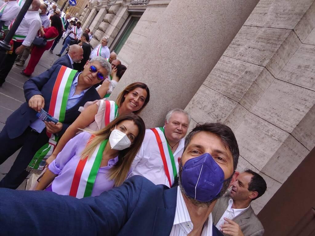 Sindaci a Roma Anci Riforma giustizia