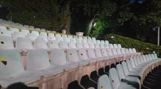 teatro verde parco termoli posti a sedere