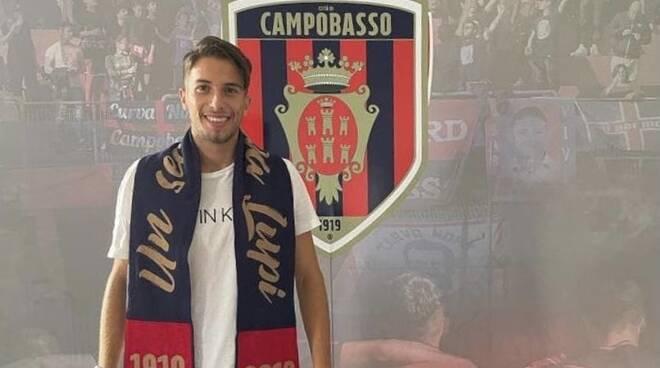 Michael Liguori Campobasso Calcio
