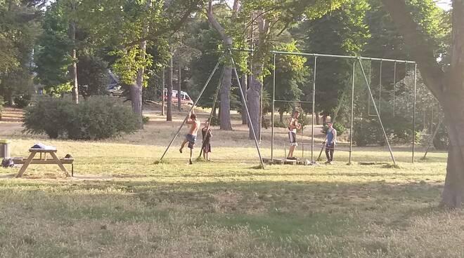sport giovani parco termoli