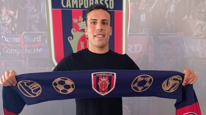 Federico Pace Campobasso Calcio