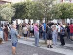 protesta manifestazione anti green pass cb