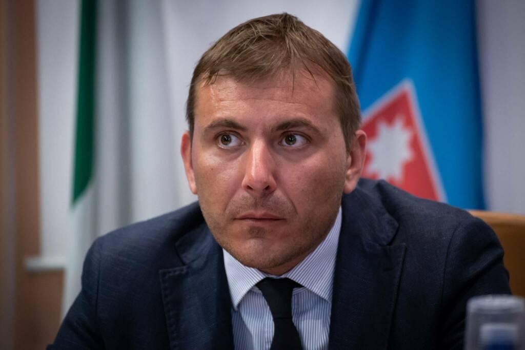 Angelo Primiani M5S Consiglio regionale