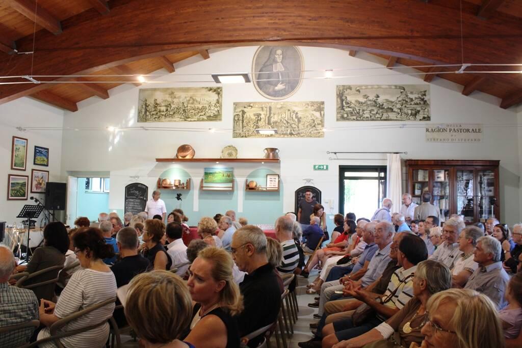 salone museale caseificio Di Nucci Agnone