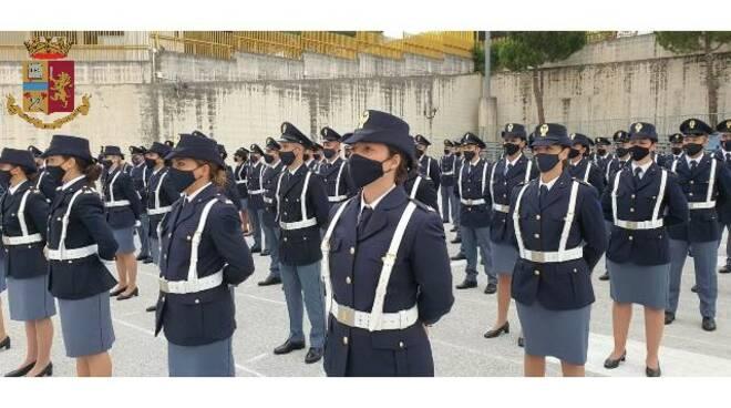 giuramento polizia