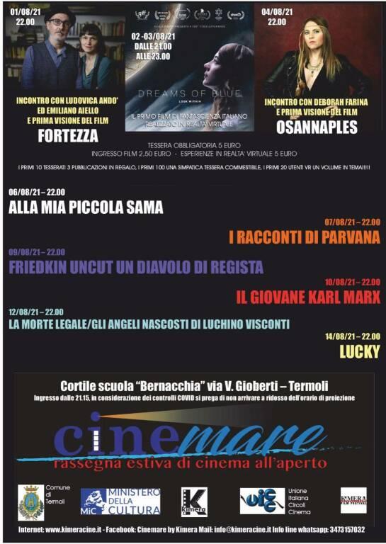 kimera cinemare