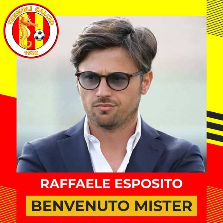Raffaele Esposito allenatore Termoli