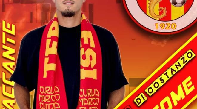 Antonio Di Costanzo Termoli calcio