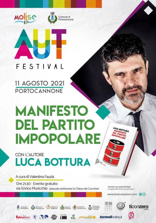 aut aut festival agosto settembre 2021 locandine