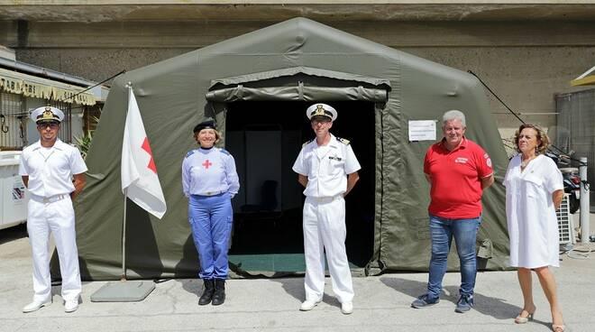 capitaneria croce rossa area sanitaria porto termoli